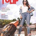 miheeka bajaj tulip fashion photo cover