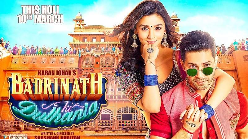 Badri Ki Dulhania Full Movie Hd Online