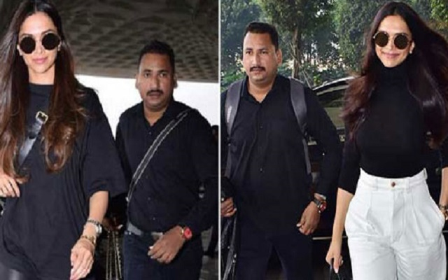 Deepika Padukone Body Guard Salary