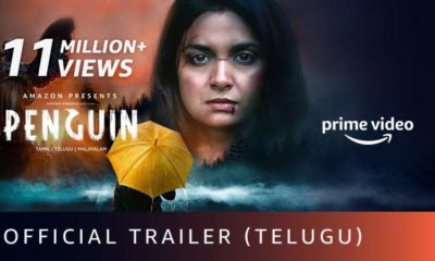 penguin trailer in telugu