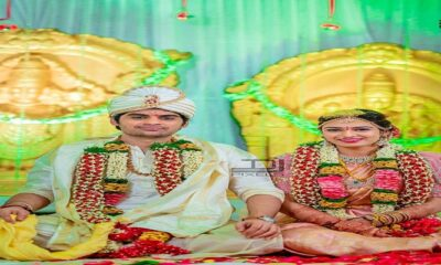 Sahoo Director Sujeeth Marriage pic