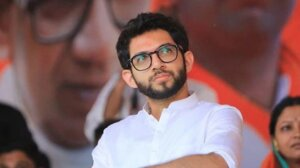 Aditya Thackeray image