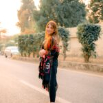 Dananeerr pawri girl in black chudidhar photo