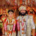 Dhruva Sarja Wife Name