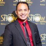 Dave Sidhu at an event