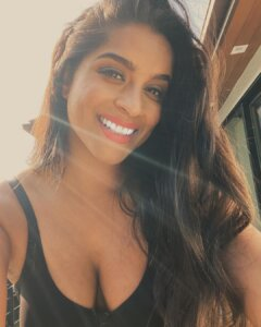 Lilly Singh Hot Cleavage