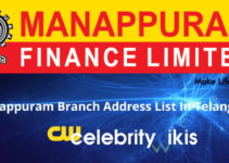 Manappuram Branch Address in Telangana With Phone Number and Branch Code