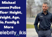 Michael Fanone(Police Officer) Height, Weight, Age, Bio, Family & More