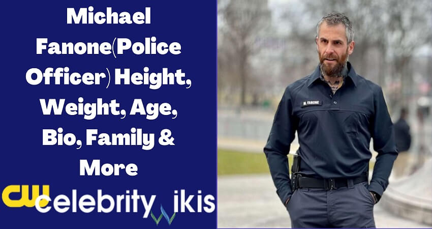 Michael Fanone(Police Officer) Height, Wiki, Age, Bio, Family & More